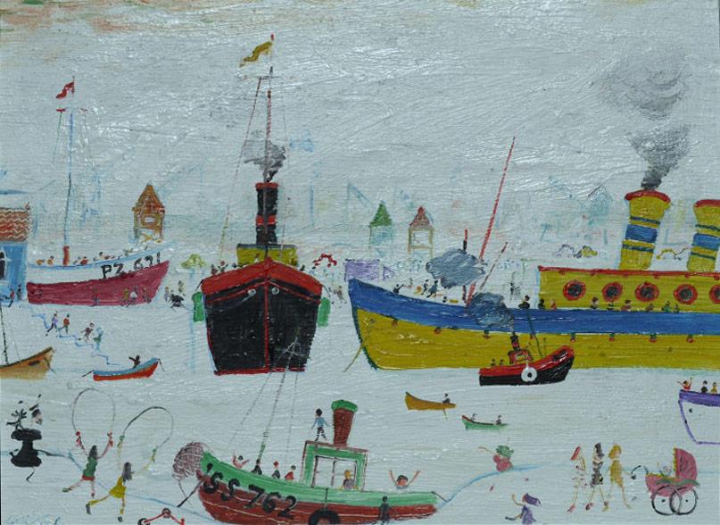 Simeon Stafford, Inner Harbour