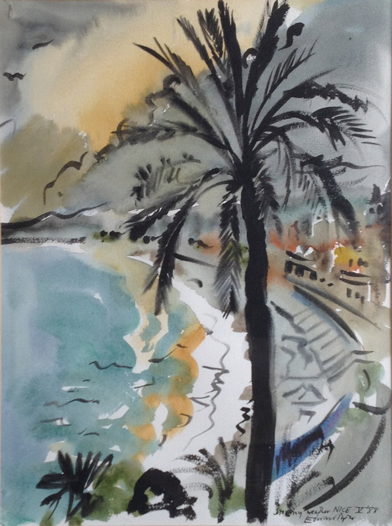 Edward Piper, Stormy Weather Nice