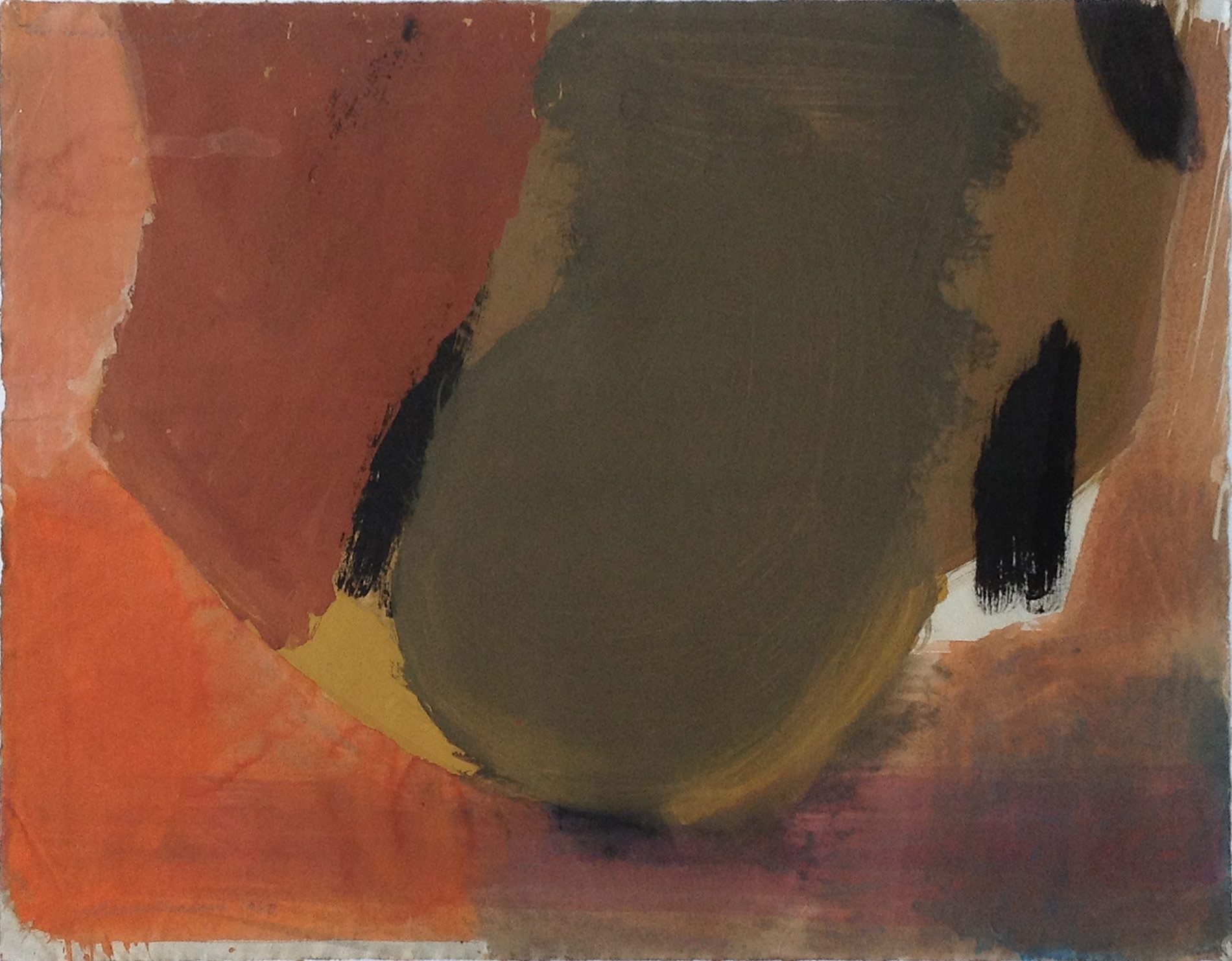 Wilhelmina Barns-Graham, Untitled No. 53