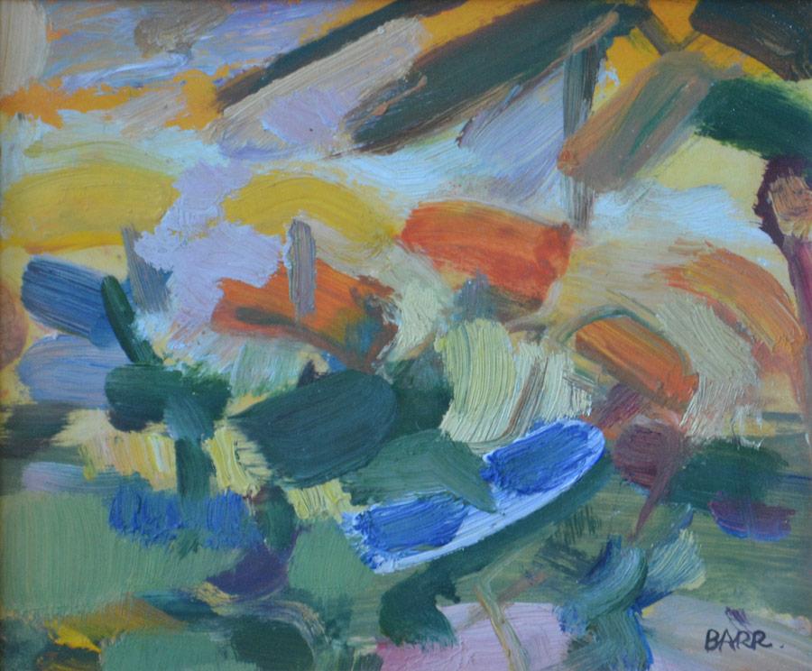 Shona Barr, Marigolds Study