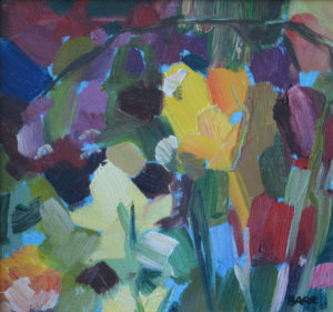 Shona Barr, Study for Narcissus